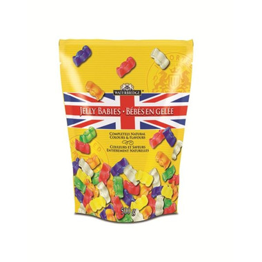 Waterbridge English Jelly Babies Pouch