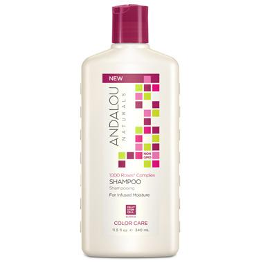 ANDALOU naturals 1000 Roses Complex Color Care Shampoo