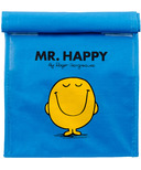 Mr Men and Little Miss Mr Happy Lunch Bag