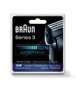 Braun Series 3 Foil & Cutter Refill