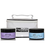Nuworld Botanicals Whipped Borage Oil Hand & Foot Butter Duo