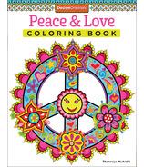 Fox Chapel Peace & Love Coloring Book
