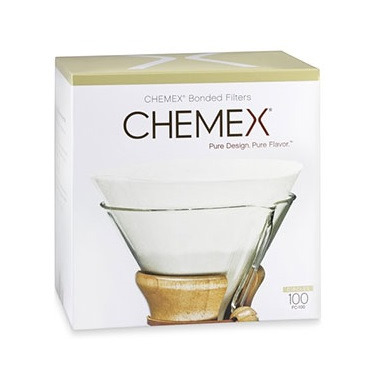 Chemex Bonded Filters Pre-folded Circles