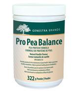 Genestra Pro Pea Balance Pea Protein Formula