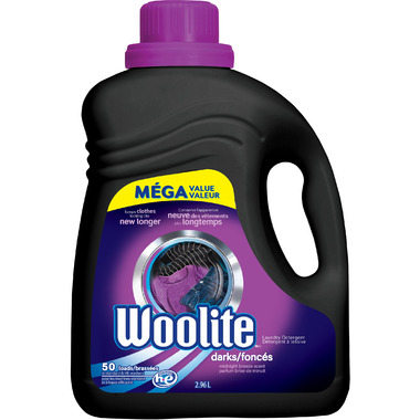 Woolite Laundry Detergent Dark Care