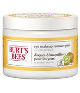 Burt's Bees Eye Makeup Remover Pads