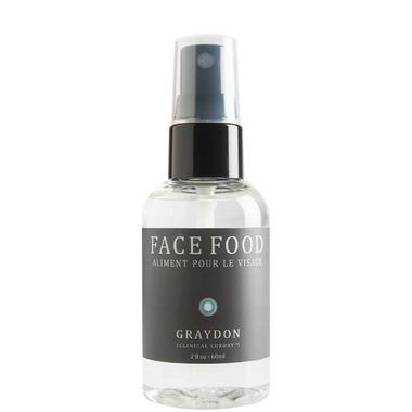 Graydon Face Food Mineral Mist Travel Size