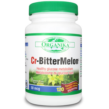 Organika Blood Sugar Control Cr-Bitter Melon