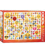 Eurographics EmojiPuzzle What's your Mood? Puzzle