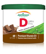Jamieson Vitamin D Soft Chews
