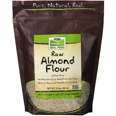 NOW Real Food Raw Almond Flour
