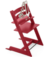 Stokke Tripp Trapp Classic Chair Red