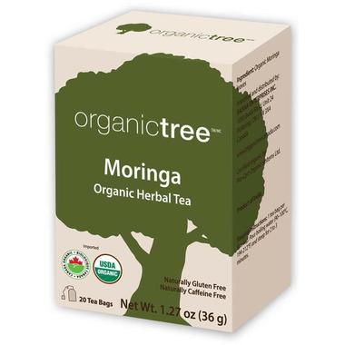 OrganicTree Organic Moringa Tea