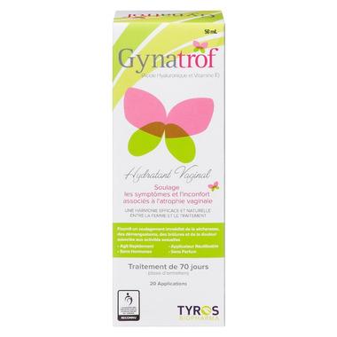 Gynatrof Natural Vaginal Moisturizer