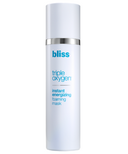 Bliss Triple Oxygen Instant Energizing Foaming Mask