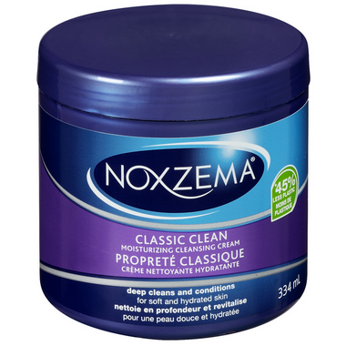 Noxzema Deep Cleansing Plus Moisturizers Cream