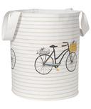 Danica Studio Bicicletta Canvas Hamper