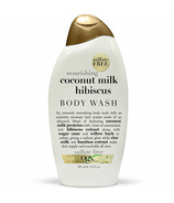 OGX Nourishing Coconut Milk Hibiscus Body Wash