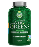 Ergogenics Organics Whole Plant-Based Greens Powder