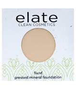 Elate Clean Cosmetics Fixed Pressed Powder Foundation
