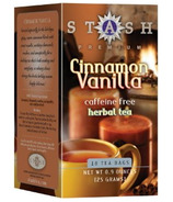 Stash Cinnamon Vanilla Herbal Tea
