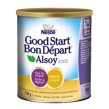 Nestle Goodstart Alsoy Infant Formula with Omega 3 & 6