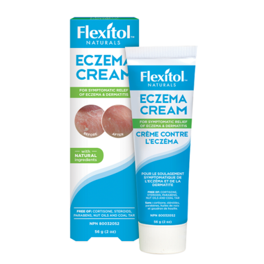 Flexitol Naturals Eczema Cream