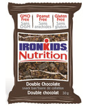 IronKids Double Chocolate Snack Bar