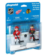Playmobil NHL Rivalry Series CHI vs. DET