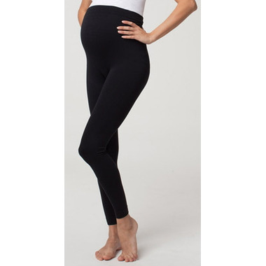 Ingrid & Isabel Black Belly Leggings