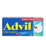 Advil Tablets in Arthritis Friendly Package
