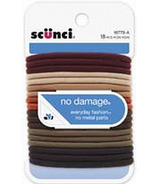 Scunci No Damage Hair Elastics