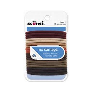 Scunci No Damage Hair Elastics