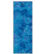 Manduka yogitoes Skidless Yoga Towel Groovy Playa