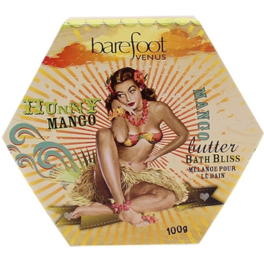 Barefoot Venus Hunny Mango Bath Bliss