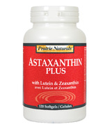 Prairie Naturals Astaxanthin Plus with Lutien and Zeaxanthin