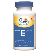 Swiss Natural Sources Vitamin E