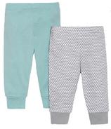 Skip Hop Petite Triangles Baby Pant Set Blue