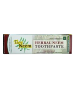TheraNeem Herbal Cinnamon Toothpaste