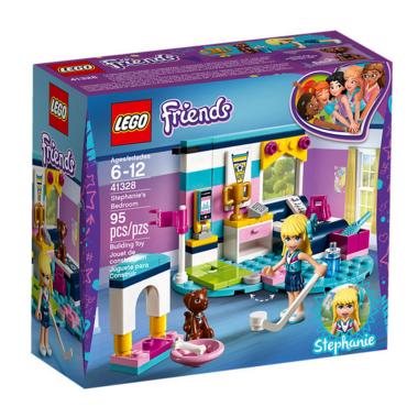 LEGO Stephanie\'s Bedroom