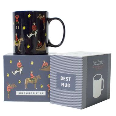 Drake General Store Best Mug Action Mountie
