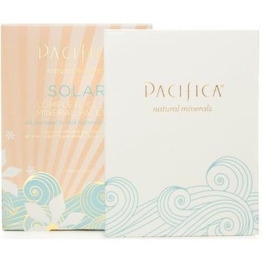 Pacifica Natural Minerals Solar Complete Color Mineral Palette