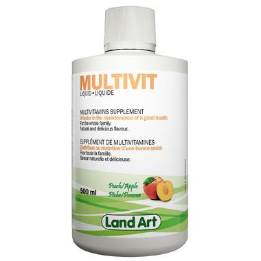 Land Art Multivit Liquid