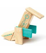 Tegu Magnetic Wooden Block Set Robo