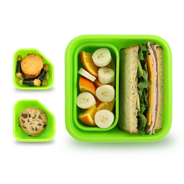 Goodbyn Portions on the Go Green