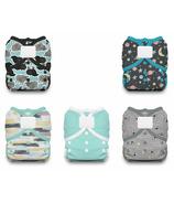 Thirsties Duo Wrap Hook & Loop Diaper Package Sweet Dreams Collection