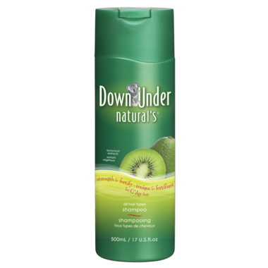 Down Under Natural\'s Shampoo