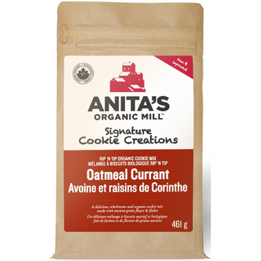 Anita\'s Organic Mill Organic Oatmeal Currant Cookie Mix