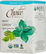 Choice Organic Teas Mint Green Tea