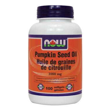 NOW Foods Pumpkin Seed Oil
